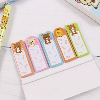 Sticky Marker Rilakkuma - Dango / Tamtokki.com - Boutique Kawaii en France IM#8224