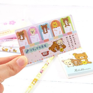 Sticky Marker Rilakkuma - Dango / Tamtokki.com - Boutique Kawaii en France IM#8231