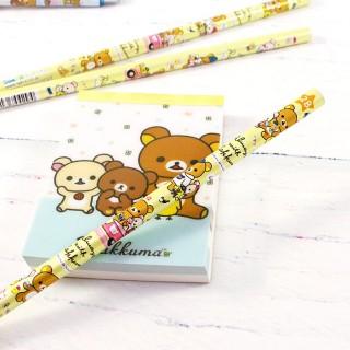 Crayon à Papier Rilakkuma - Let's go / Tamtokki.com - Boutique Kawaii en France IM#8256