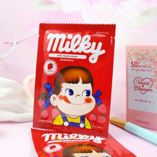 Masque Visage Milky Peko-chan - Holika Holika X Sweet Peko Edition / Tamtokki.com - Boutique Kawaii en France IM#8322