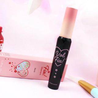Mascara - Lash Perm Volume Fix Heart Blossom -Etude House / Tamtokki.com - Boutique Kawaii en France IM#8337