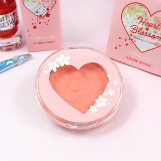 Fard à joues - Heart Blossom Cheek - Etude House / Tamtokki.com - Boutique Kawaii en France IM#8344