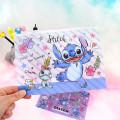 Lot 3 pochettes Disney - Stitch