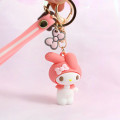 Porte-clés Sanrio My Melody - Figurine et Strap