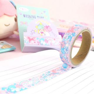 Washi Tape Sanrio Little Twin Stars : Licorne