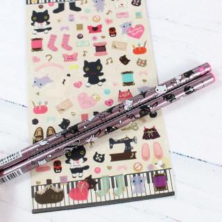 Crayon à Papier Kutusita Nyanko - Piano