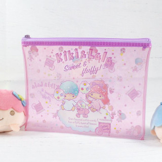 Pochette Sanrio Little Twin Strars - Sweet & Fluffy