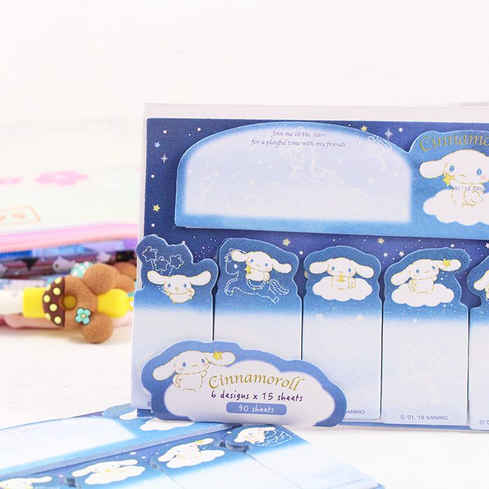 Post-it Sanrio Cinnamoroll - Zodiac / Tamtokki.com - Boutique Kawaii en France IM#8723