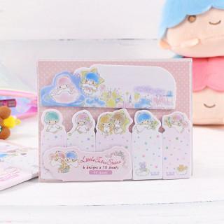 Post-it Sanrio Little Twin Stars - Etoiles / Tamtokki.com - Boutique Kawaii en France IM#8726