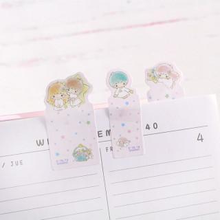 Post-it Sanrio Little Twin Stars - Etoiles / Tamtokki.com - Boutique Kawaii en France IM#8727