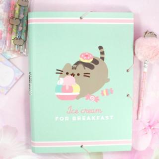 Pochette cartonnée Pusheen The Cat Foodie Collection