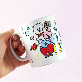 Mug BT21 / Tamtokki.com - Boutique Kawaii en France IM#8837