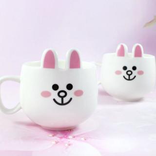 Mug Line Friends Cony / Tamtokki.com - Boutique Kawaii en France IM#8851