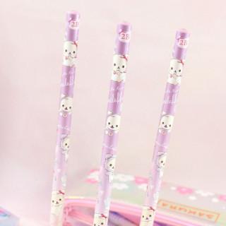 Crayon à Papier San-X Cute Twin Korilakuma - Violet / Tamtokki.com - Boutique Kawaii en France IM#8874