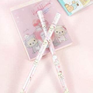 Crayon à Papier San-X Korilakkuma Cute Twin -Petits Cœurs / Tamtokki.com - Boutique Kawaii en France IM#8879