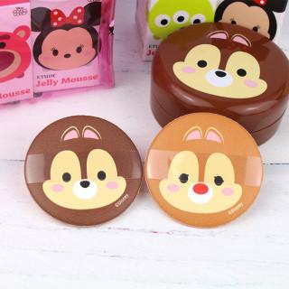 Etude House X Disney Tsum Tsum - Cushion Tic et Tac - Éponge à maquillage / Tamtokki.com - Boutique Kawaii en France IM#8903