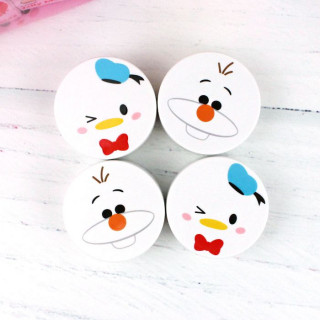 Etude House X Disney Tsum Tsum Zero Sebum Drying Powder - Poudre matifiante / Tamtokki.com - Boutique Kawaii en France IM#8928