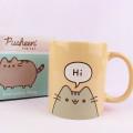 Mug Pusheen The Cat - Hi ! Bye !