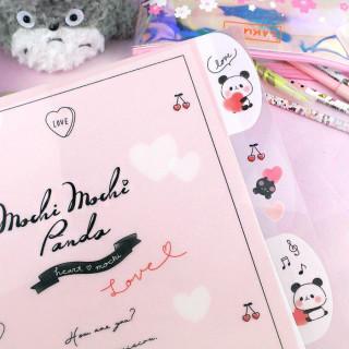 Pochette Intercalaire Mochi  Mochi Panda - Love