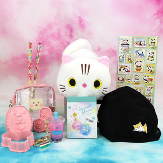 Kawaii Box Tamtokki - N°42 sur Tamtokki - Boutique Kawaii en France