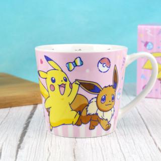 Mug Pokémon - Pikachu et Evoli / Tamtokki.com - Boutique Kawaii en France IM#9282