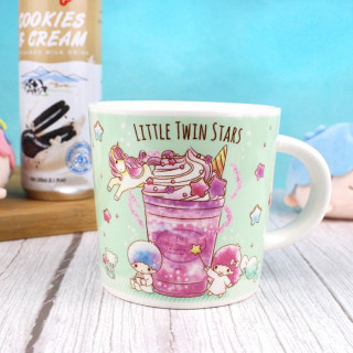 Mug Sanrio Little Twin Stars - Frappuccino