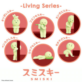 Smiski - Living Series / Tamtokki.com - Boutique Kawaii en France