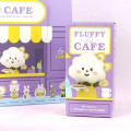 Mr. White Cloud Fluffy Café - Fluffy House X Pop Mart