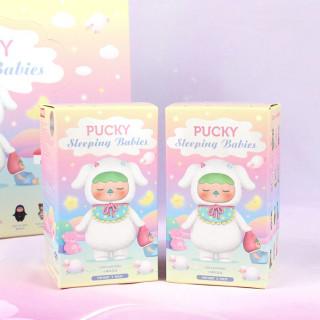 Pucky Sleeping Babies Series - Pop Mart X Pucky / Tamtokki.com - Boutique Kawaii en France