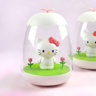 Veilleuse Sanrio Hello Kitty Petit Akio - Jardin