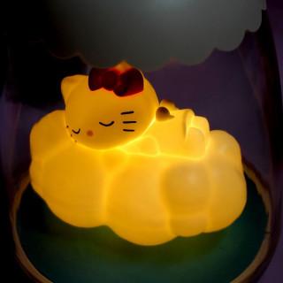 Veilleuse Sanrio Hello Kitty Petit Akio - Nuage / Tamtokki.com - Boutique Kawaii en France IM#9407