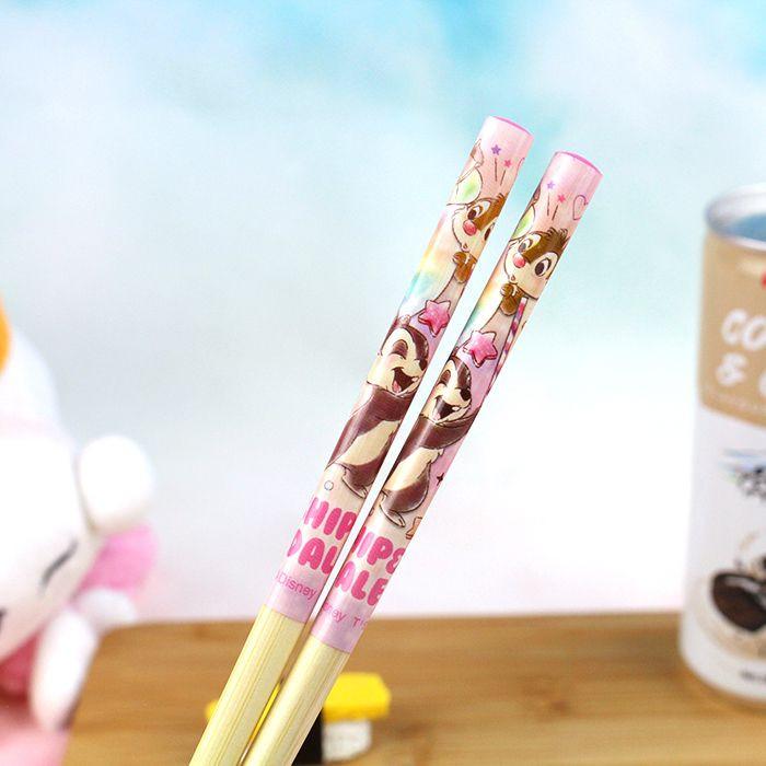 2 paires de Baguettes Disney Tic et Tac - Cookie : / Tamtokki.com - Boutique Kawaii en France IM#9430