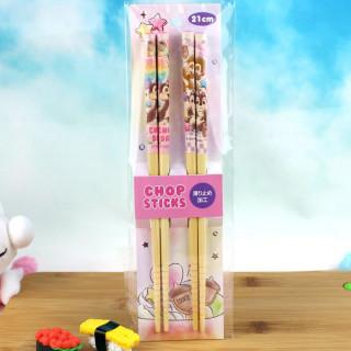 2 paires de Baguettes Disney Tic et Tac - Cookie : / Tamtokki.com - Boutique Kawaii en France IM#9435