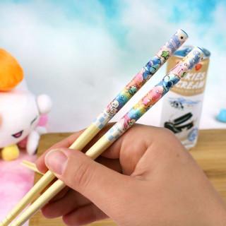 2 paires de Baguettes Disney Stitch & Scrump / Tamtokki.com - Boutique Kawaii en France IM#9444