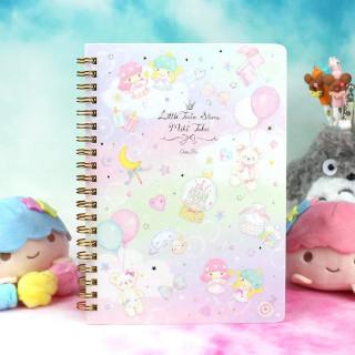 Cahier Sanrio Little Twin Stars X Miki Takei / Tamtokki.com - Boutique Kawaii en France IM#9481