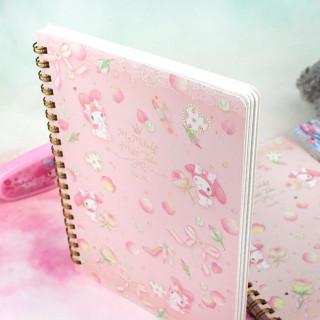 Cahier Sanrio My Melody X Miki Takei / Tamtokki.com - Boutique Kawaii en France IM#9490