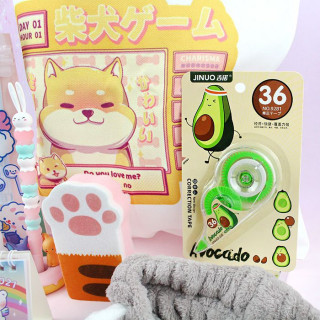 Kawaii Box Tamtokki n°43  sur Tamtokki Boutique Kawaii
