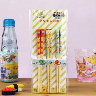 Lot 3 Baguettes Pokémon - 1ere génération  sur Tamtokki Boutique Kawaii