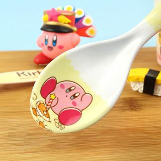 Cuillère à soupe asiatique Kirby - Crayon  sur Tamtokki Boutique Kawaii