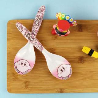 Cuillère à soupe asiatique Kirby - Kirby Mania  sur Tamtokki Boutique Kawaii