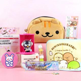 Kawaii Box Tamtoki - N°44  sur Tamtokki Boutique Kawaii