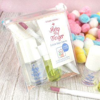 ETUDE HOUSE - Help My Finger Cuticle Salon Care Kit - Kit Soin des Ongles / Tamtokki.com - Boutique Kawaii en France IM#9858