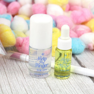 ETUDE HOUSE - Help My Finger Cuticle Salon Care Kit - Kit Soin des Ongles / Tamtokki.com - Boutique Kawaii en France IM#9859