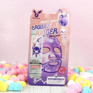 ELIZAVECCA - Power Ringer Mask Pack - Masque Visage / Tamtokki.com - Boutique Kawaii en France IM#9880