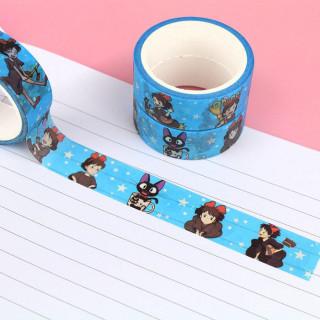 Washi Tape Ghibli - Kiki la petite sorcière / Tamtokki.com - Boutique Kawaii en France IM#9939