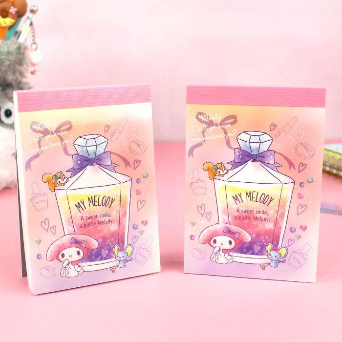 Bloc Note Sanrio My Melody - Sweet Smile / Tamtokki.com - Boutique Kawaii en France IM#9991