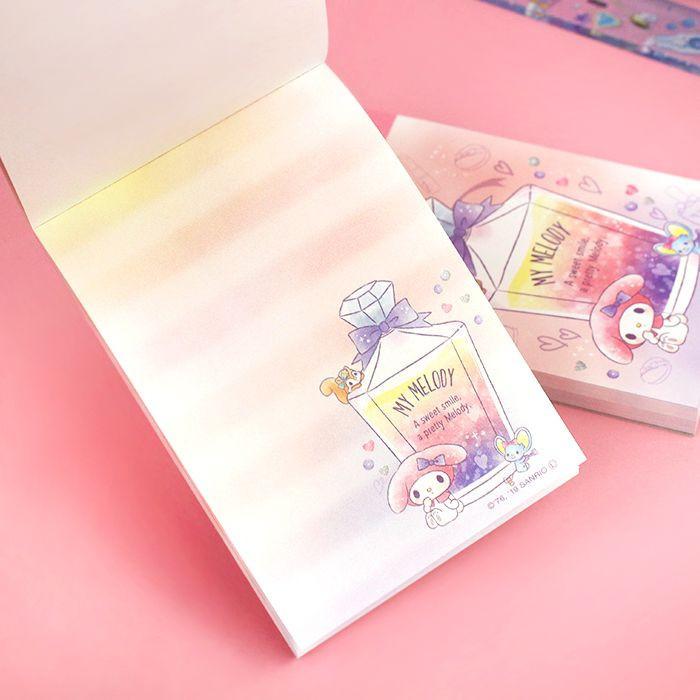 Bloc Note Sanrio My Melody - Sweet Smile / Tamtokki.com - Boutique Kawaii en France IM#9993