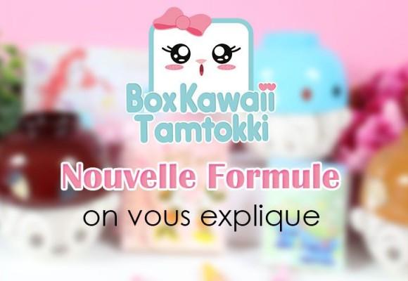 La Kawaii Box Tamtokki se renouvelle !