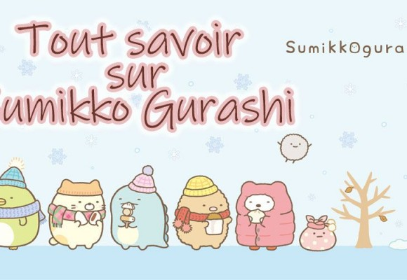 Qui sont les Sumikko Gurashi ?