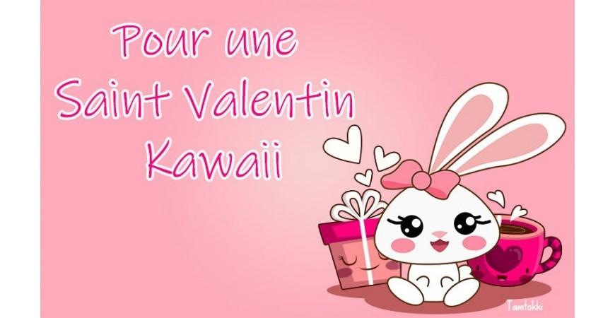 La Saint Valentin : la plus Kawaii des fêtes